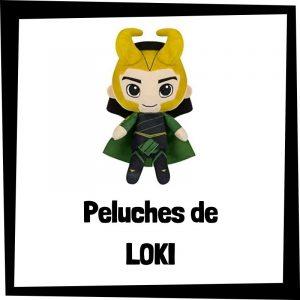 Peluches de Loki