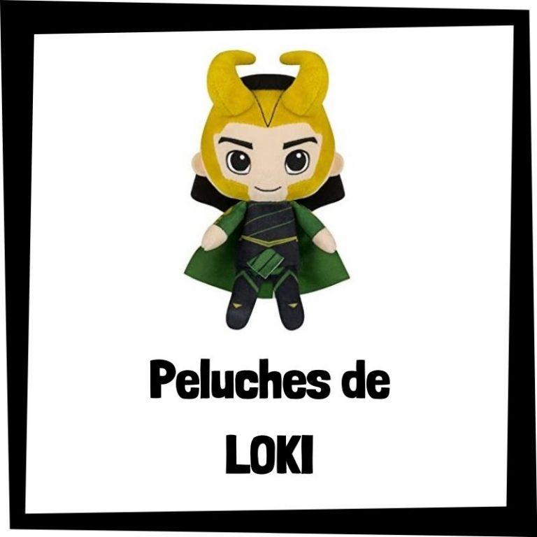 Lee más sobre el artículo Peluches de Loki
