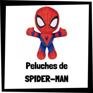 Lee más sobre el artículo Peluches de Spider-man