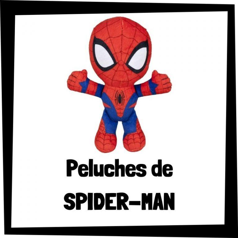 Peluches de Spider-man