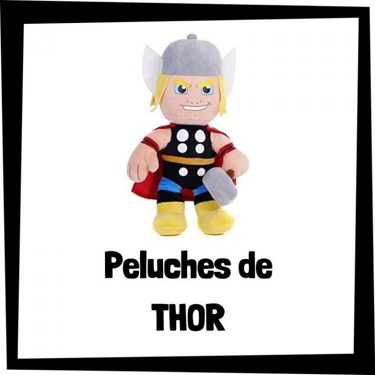 Lee más sobre el artículo Peluches de Thor