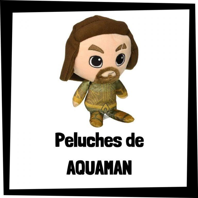 Lee más sobre el artículo Peluches de Aquaman