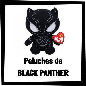 Peluches de Black Panther