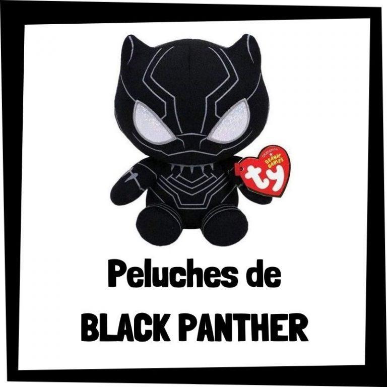 Lee más sobre el artículo Peluches de Black Panther