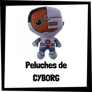 Peluches de Cyborg
