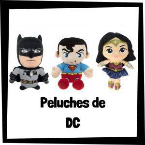 Los mejores peluches de DC - Peluches baratos de DC - Comprar peluche de DC de la Liga de la Justicia