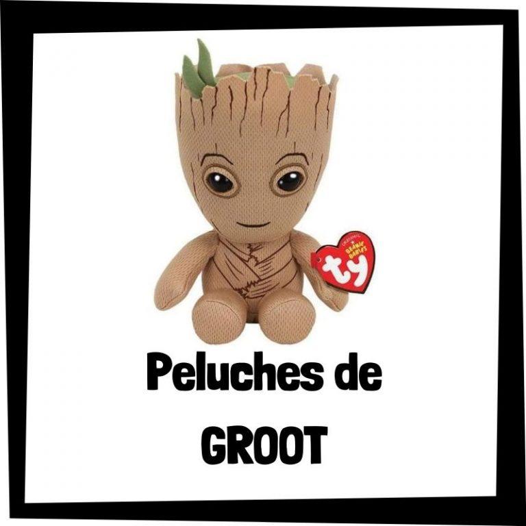 Lee más sobre el artículo Peluches de Groot