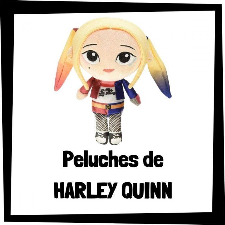 Lee más sobre el artículo Peluches de Harley Quinn