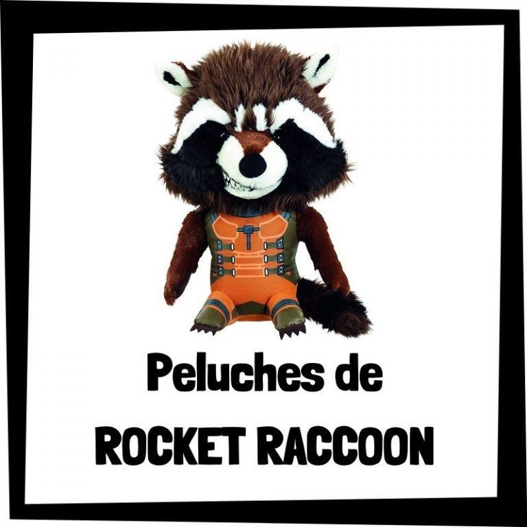 Peluches de Rocket Raccoon