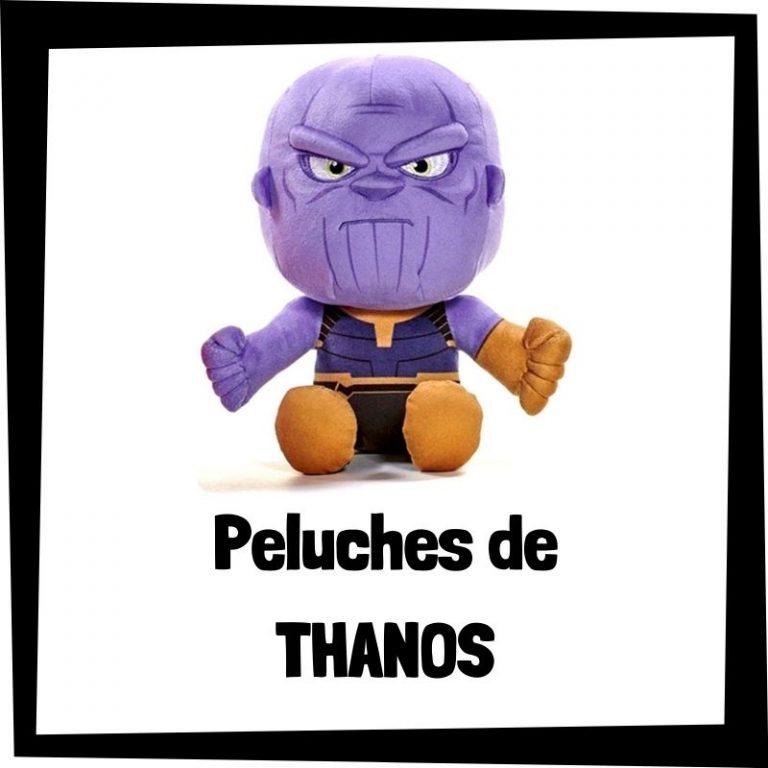 Lee más sobre el artículo Peluches de Thanos
