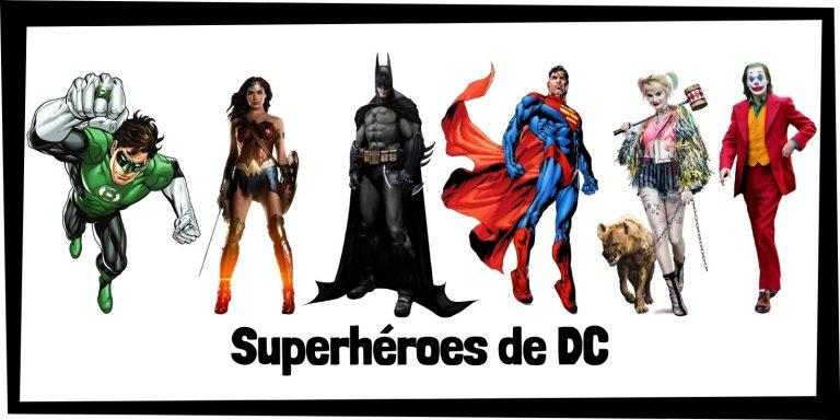 Los mejores superhéroes de DC - Productos de la Liga de la Justicia - Comprar productos de DC