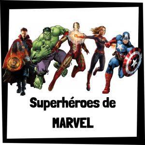 Los mejores superhéroes de Marvel - Productos de los Vengadores - Comprar productos de los Vengadores de Marvel