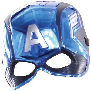 Máscara del Capitán América 3 - Disfraz del Capitán América