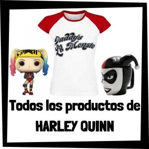 Productos de Harley Quinn de DC - Todo el merchandising de Harley Quinn - Comprar Harley Quinn de DC