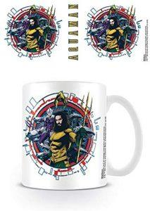 Taza de Aquaman de Jason Momoa - Las mejores tazas de Aquaman - Tazas de DC