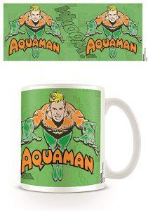 Taza de Aquaman de comics clásico - Las mejores tazas de Aquaman - Tazas de DC