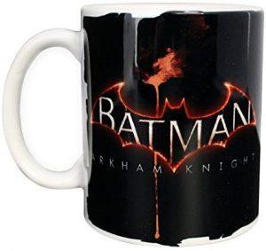 Taza de Batman de Arkham - Las mejores tazas de Batman - Tazas de DC