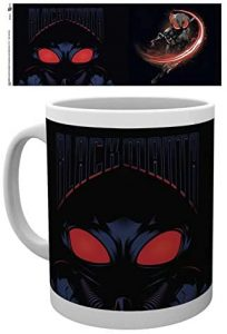 Taza de Black Manta - Las mejores tazas de Aquaman - Tazas de DC