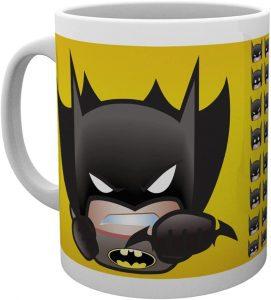 Taza de Emoji Batman - Las mejores tazas de Batman - Tazas de DC