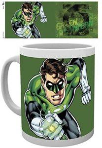 Taza de Hal Jordan de Linterna Verde - Las mejores tazas de Green Lantern - Tazas de DC