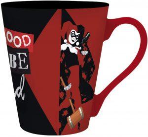 Taza de Harley Quinn Arlequin - Las mejores tazas de Harley Quinn - Tazas de DC