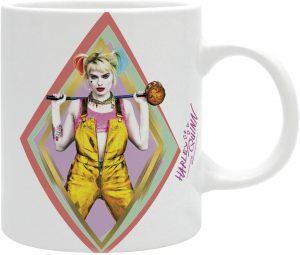 Taza de Harley Quinn de Birds of Prey 2 - Las mejores tazas de Harley Quinn - Tazas de DC
