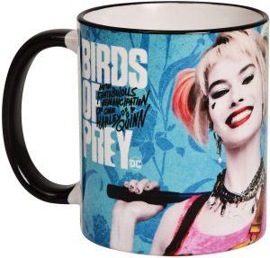 Taza de Harley Quinn de Birds of Prey - Las mejores tazas de Harley Quinn - Tazas de DC