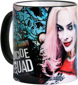 Taza de Harley Quinn de Escuadrón Suicida - Las mejores tazas de Harley Quinn - Tazas de DC