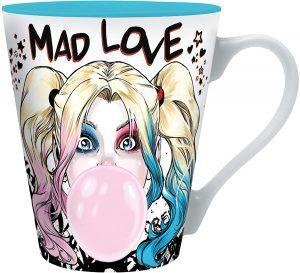 Taza de Harley Quinn de Mad Love - Las mejores tazas de Harley Quinn - Tazas de DC