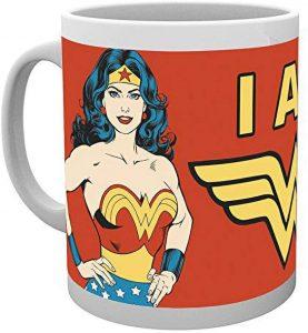 Taza de I am Wonder Woman - Las mejores tazas de Wonder Woman - Tazas de DC