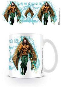 Taza de Splash de Aquaman - Las mejores tazas de Aquaman - Tazas de DC
