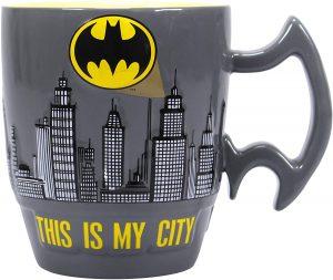 Taza de This is my city - Las mejores tazas de Batman - Tazas de DC