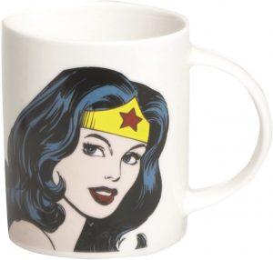 Taza de Wonder Woman clásica 2 - Las mejores tazas de Wonder Woman - Tazas de DC