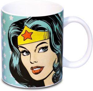 Taza de Wonder Woman clásica - Las mejores tazas de Wonder Woman - Tazas de DC
