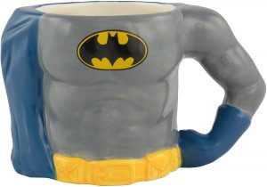 Taza de cuerpo de Batman - Las mejores tazas de Batman - Tazas de DC