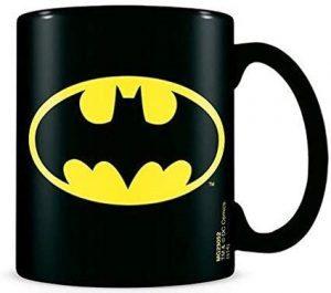 Taza de logo de Batman 2 - Las mejores tazas de Batman - Tazas de DC