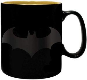 Taza de logo de Batman de cambio de color - Las mejores tazas de Batman - Tazas de DC