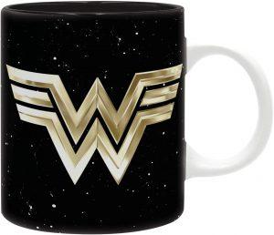 Taza de logo de Wonder Woman - Las mejores tazas de Wonder Woman - Tazas de DC