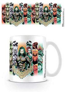 Taza de personajes de Aquaman - Las mejores tazas de Aquaman - Tazas de DC