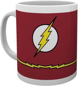Taza de traje de Flash - Las mejores tazas de Flash - Tazas de DC