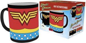 Taza térmica de Wonder Woman - Las mejores tazas de Wonder Woman - Tazas de DC