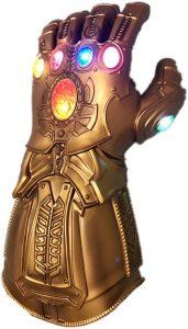 Guantelete del Infinito de Nuwind adulto - Los mejores guanteletes del infinito de Thanos