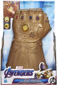 Guantelete del Infinito electrónico de Hasbro - Los mejores guanteletes del infinito de Thanos