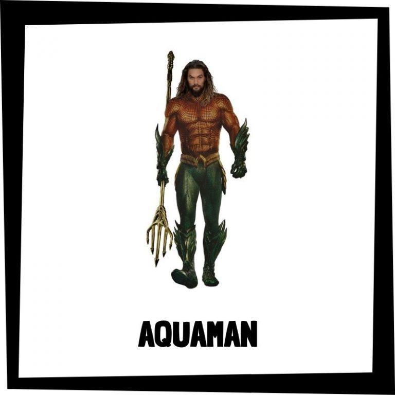 Lee más sobre el artículo Productos de Aquaman