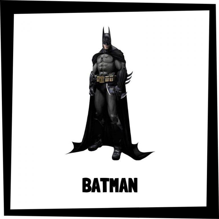 Lee más sobre el artículo Productos de Batman