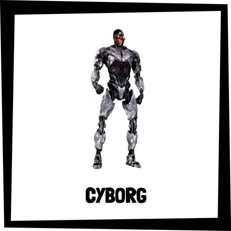 Lee más sobre el artículo Productos de Cyborg