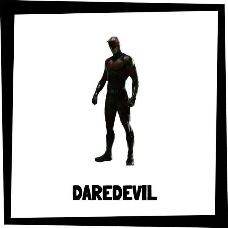 Lee más sobre el artículo Productos de Daredevil