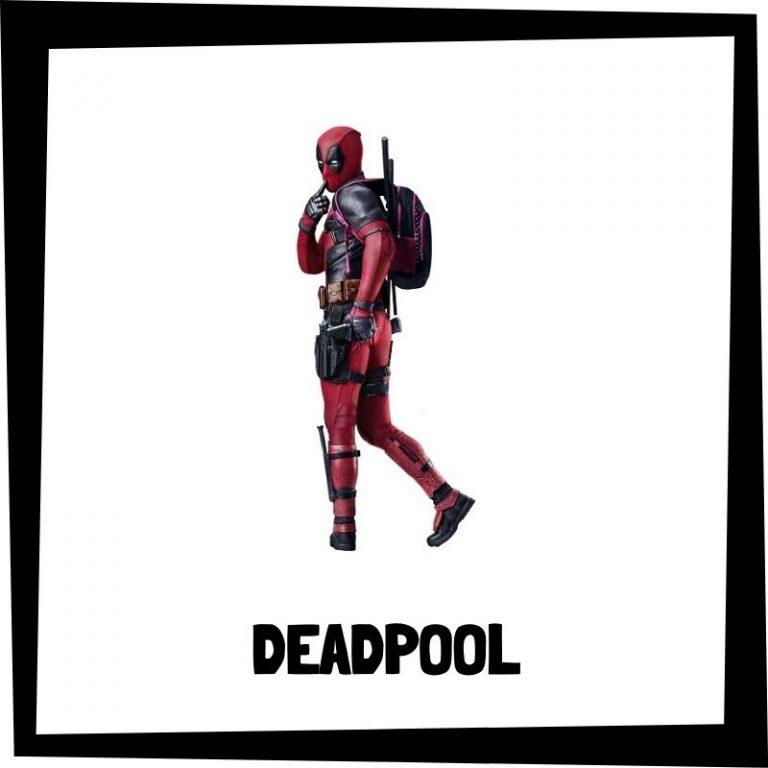Lee más sobre el artículo Productos de Deadpool