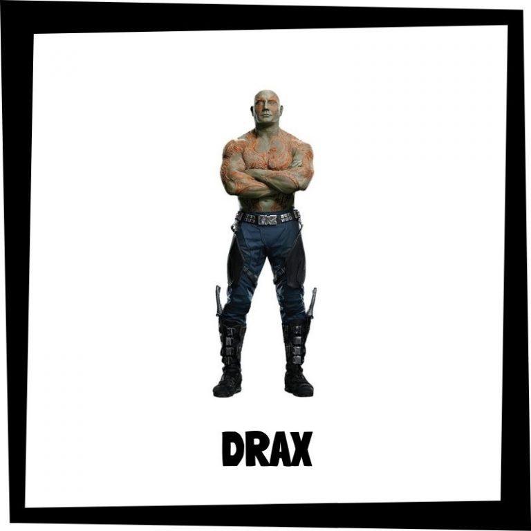Lee más sobre el artículo Productos de Drax