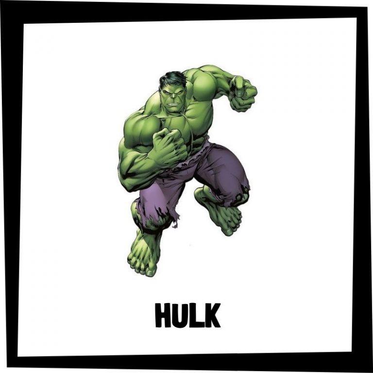 Lee más sobre el artículo Productos de Hulk